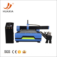 Multi-purpose machine pipe and plate plasms cutting machine